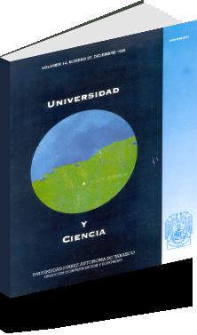 Ver Vol. 14 Núm. 27 (1998)